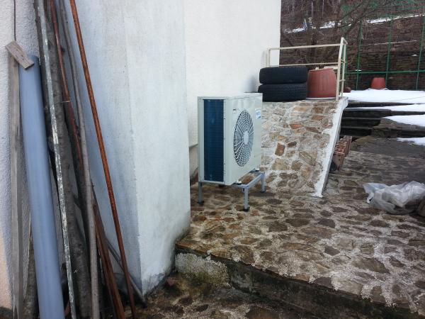 Отопление на къща 120кв.м. 2