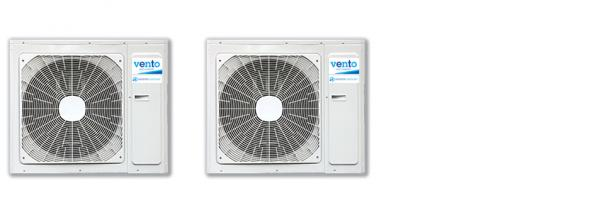 Термопомпа VENTO HP1F24 DC Inverter
