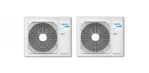 Нова гама инверторни термопомпи въздух-вода